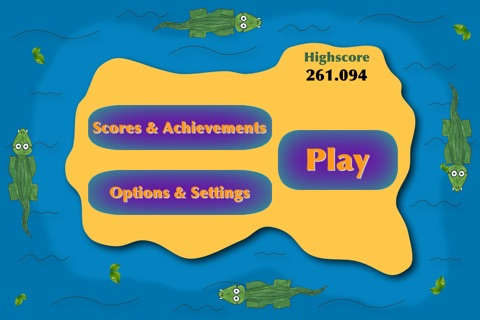 Alligator Race screenshot 1