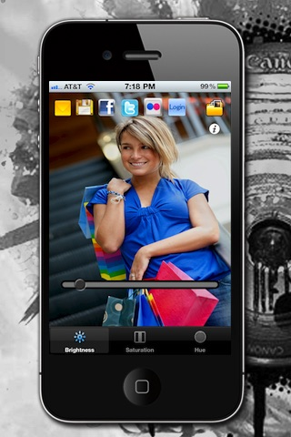 Photo Editor Pro Lite screenshot 4