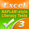 Excel NAPLAN*-style Year 3 Literacy Tests