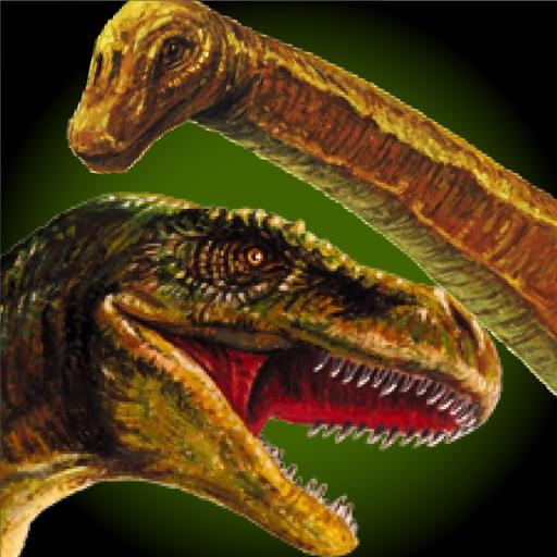 折り紙の恐竜
