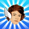 Flying Harry - One Direction Harry Styles Edition