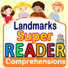 Pankaj Humad - Reading Comprehension - Landmarks - Grade 2 & 3 - Super Reader artwork