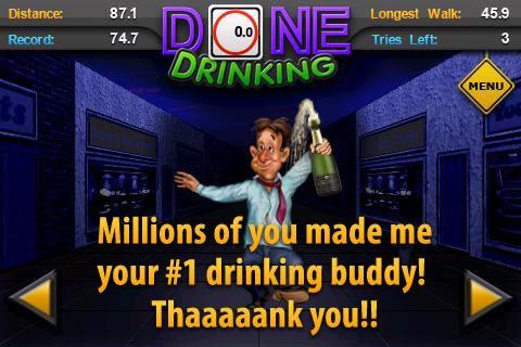 Done Drinking screenshot 1