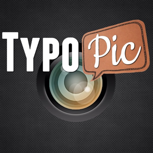 3D旋转字体:TypoPic – Text 3D Rotation