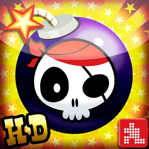 海盜!開炮! HD:Pirate Gunner HD【类似接水管】