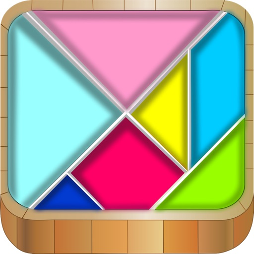 Magic Tangram + iOS App