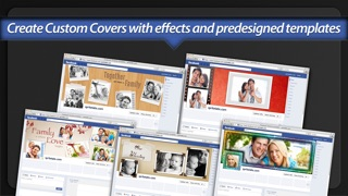 Screenshot #7 for Photo Covers for Facebook LITE: Timeline Editor