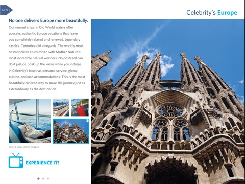 Celebrity's Europe screenshot 3