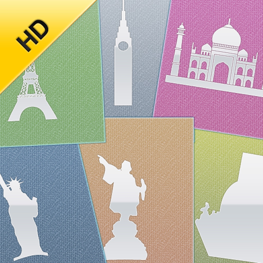 World Cards Memory Game HD