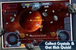 Screenshot of Asteroids: Gunner1
