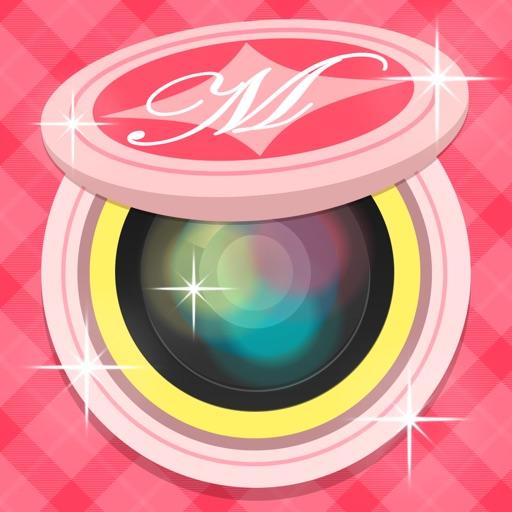 美肌で可愛くなれるカメラアプリ!盛りカワchan - 簡単写真加工で自分撮り画像をかわいい女子に!