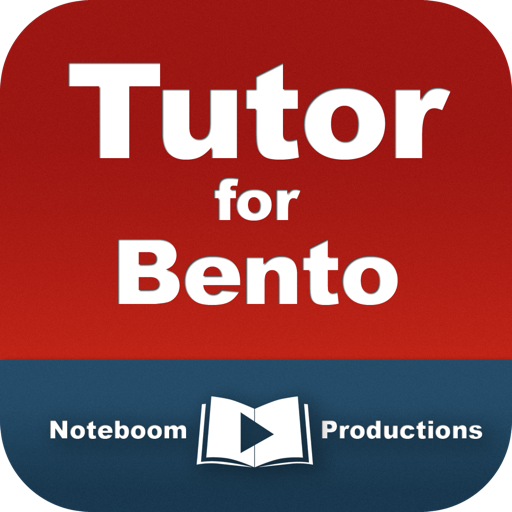 Tutor for Bento for Mac