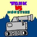 Tank vs Monsters game