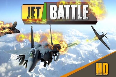 Jet Battle 3D Free screenshot 1