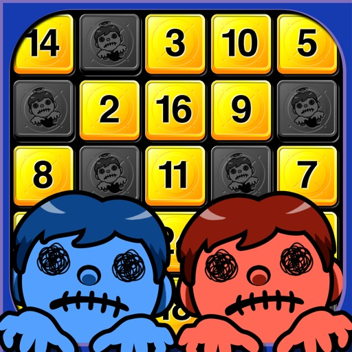 Zombie the Number iOS App