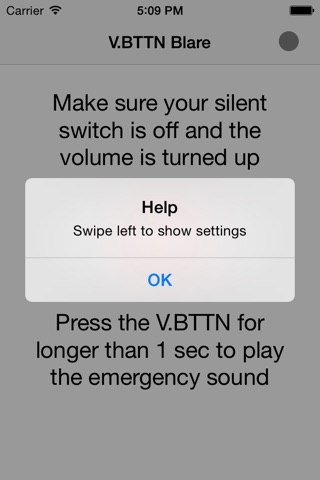 V.BTTN Blare screenshot 1