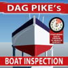 Dag Pike's Boat Inspection, Survey & Condition Check for Yachts & Motor Boats