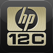 Hewlett Packard 12C Financial Calculator App Icon Artwork