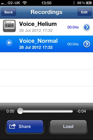 Voice Changer screenshot 4