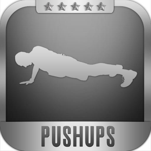100+ Pushups - Getting in Shape in Six Weeks iOS App