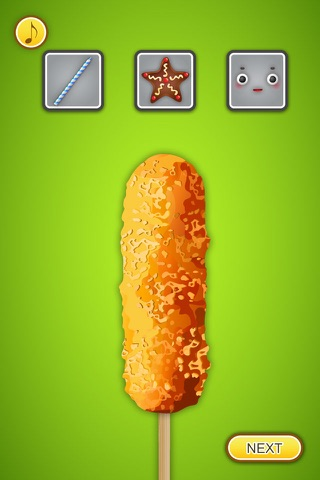Corn Dogs Maker - Cooking games screenshot 3