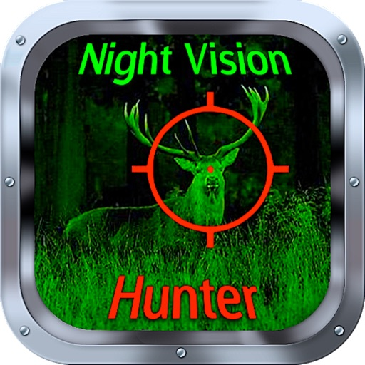Deer Hunter Night Vision Pro iOS App