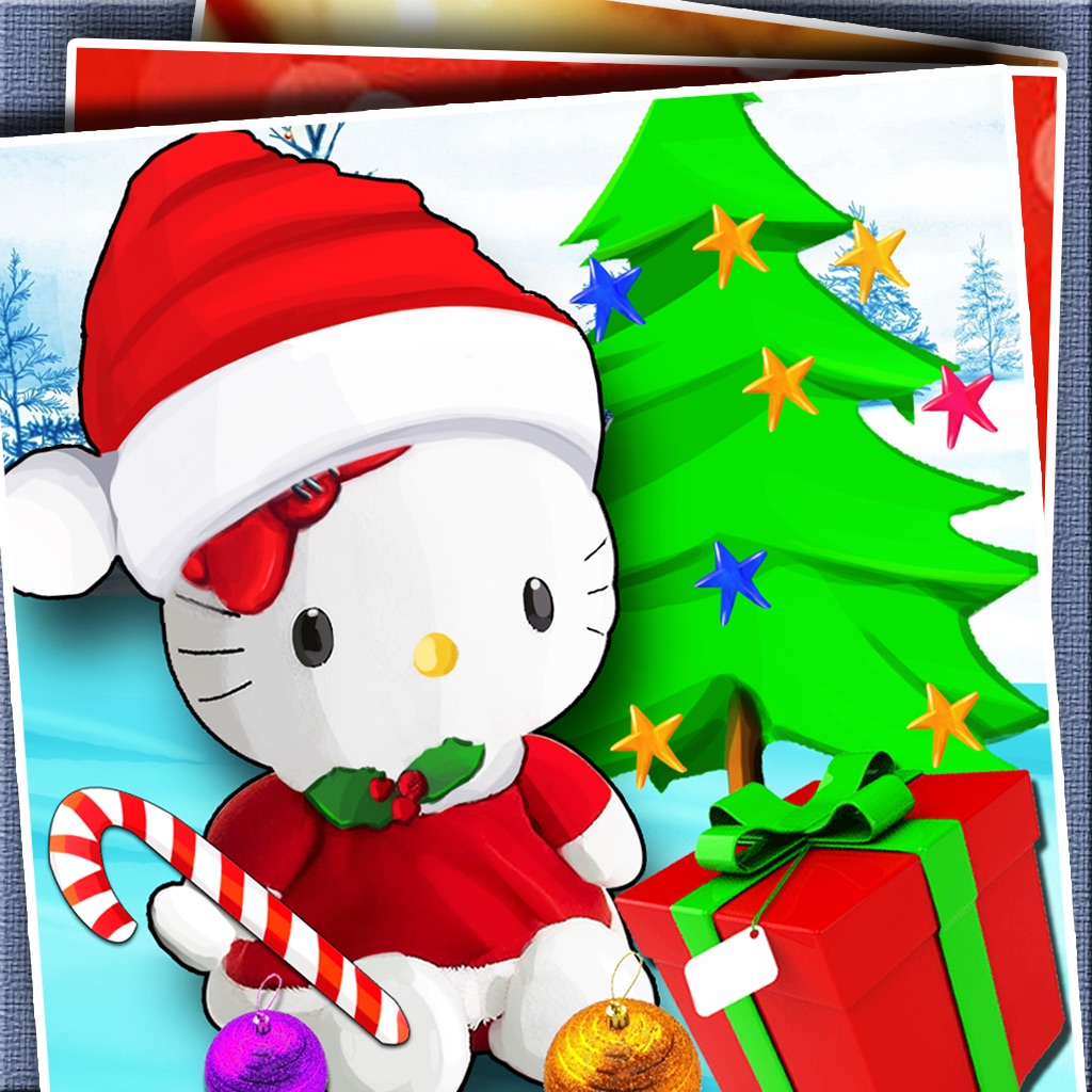 Hello Kitty Christmas Wallpaper Iphone images