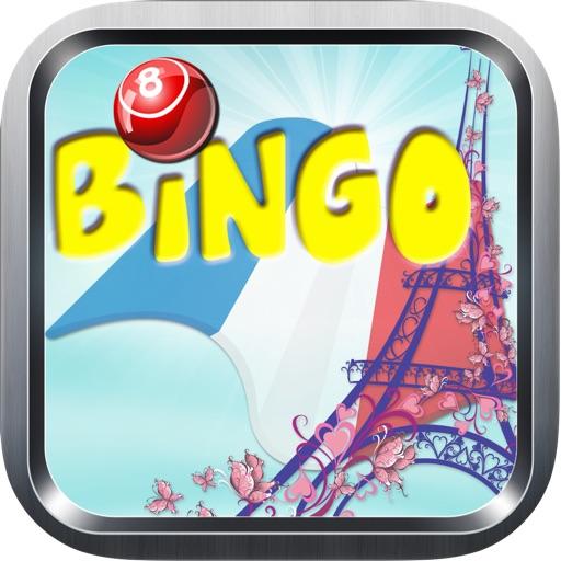 Bingo Paris iOS App