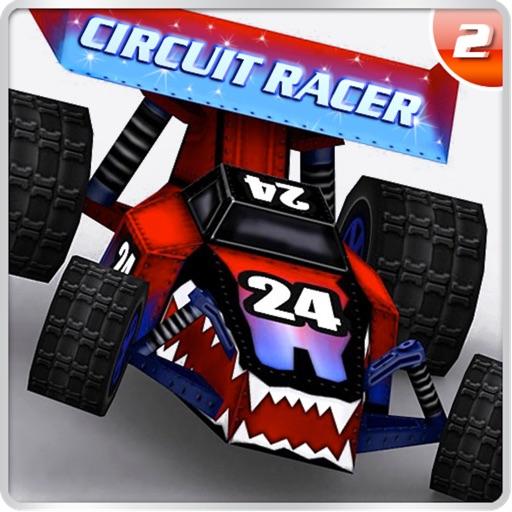 【紧张刺激】环行赛车手2 Circuit Racer 2 - Race and Chase - Best 3D Buggy Car Racing Game