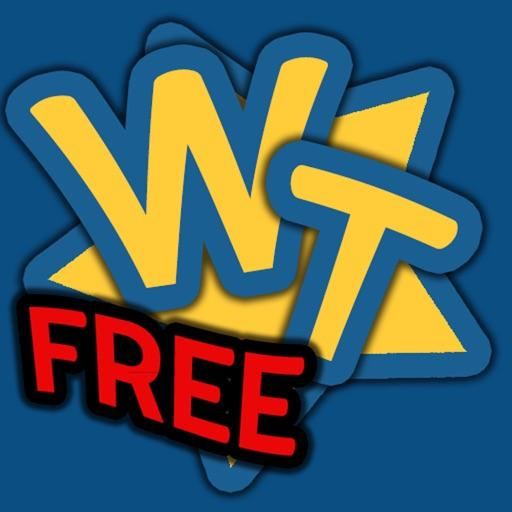 Word Tangle Free SuperHD iOS App