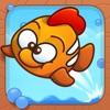 Flick The Fish: 魚釣り
