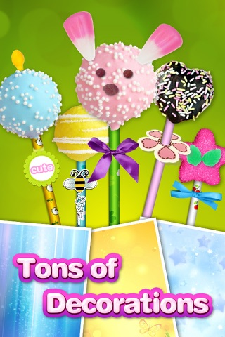 MAKE - Cake Pops! screenshot 3