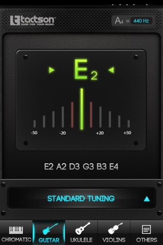 TACTSON TUNER MASTER screenshot 1