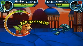 Screenshots of Monster Galaxy: The Zodiac Islands for iPhone