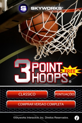 3 Point Hoops® Basketball Free screenshot 1