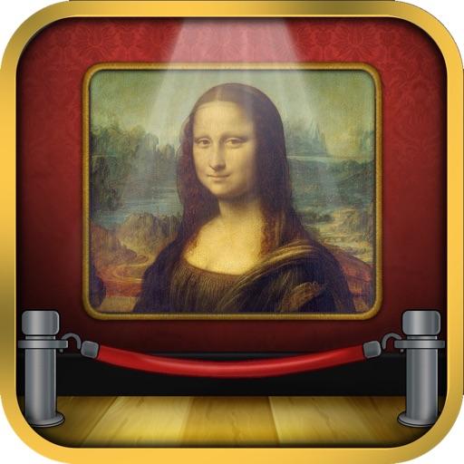艺术历史交互:Art History Interactive: 50 Masterpieces You Should Know