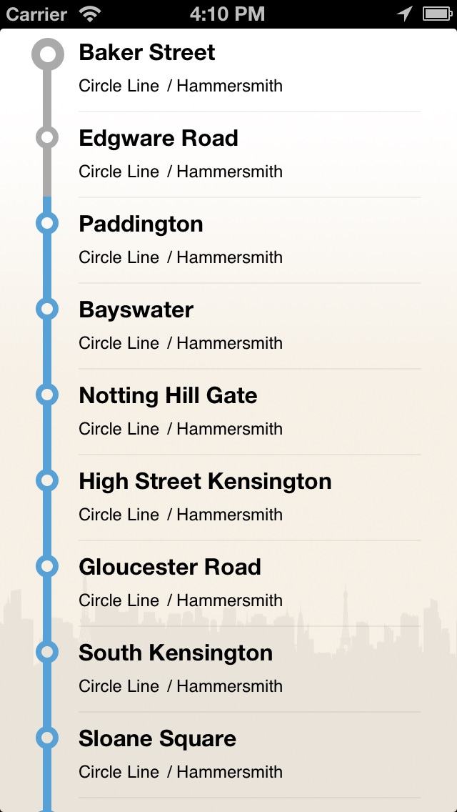 download Guide Metro London apps 1