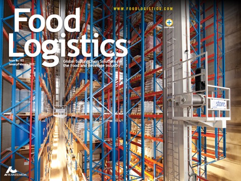 Food Logistics Magazine screenshot 1