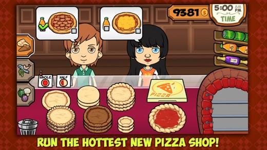 my pizza shop - jeu de cuisine de la pizzeria virtuel dans l'app store