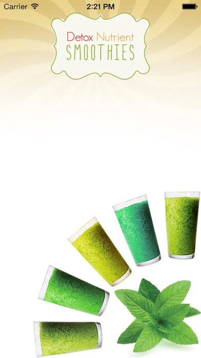 download Detox Smoothie Recipes apps 3