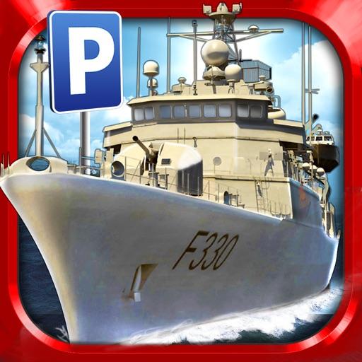 navy boat parking simulator game gratuit jeux de voiture de course par play with friends games ltd. Black Bedroom Furniture Sets. Home Design Ideas