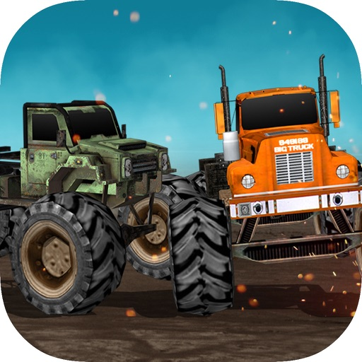 Monster Semi Truck Contenders iOS App