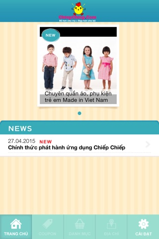 Chiếp Chiếp Shop screenshot 2