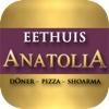 Eethuis Anatolia Eindhoven anatolia on a map