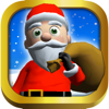 `` 3D Santa Christmas Night Run Pro - Top  Adventure Race Games