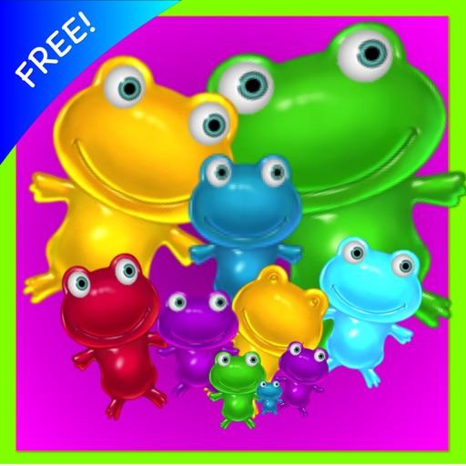 Frog Jelly Mania iOS App