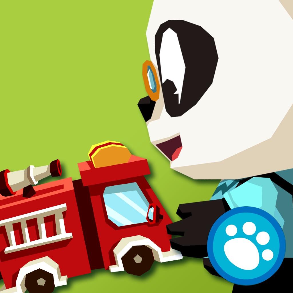 Игрушечные машины Dr. Panda