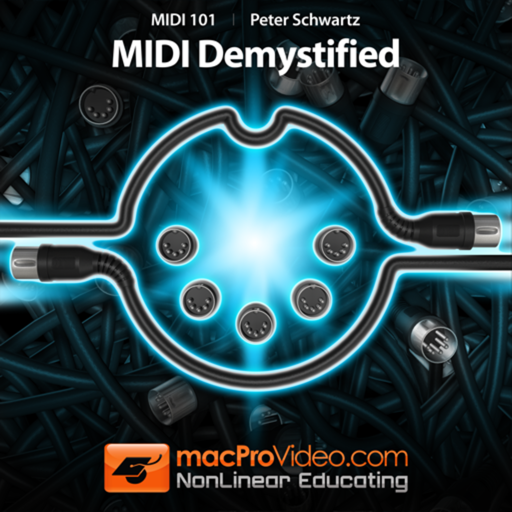 MIDI 101: MIDI Demystified
