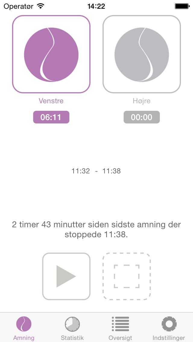 Screenshot for Amme in Denmark App Store