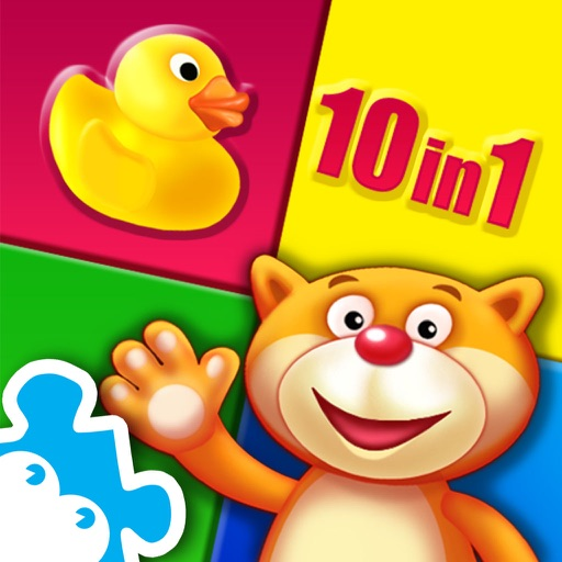 Playroom - Lessons with Max - 10 educational games for preschoolers to develop cognitive and fine motor skills and get ready for school